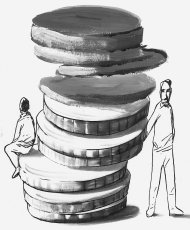 El incremento salarial medio inicialmente pactado para 2009 ha sido el 2,68%