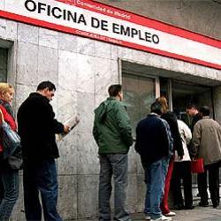 España lidera con un 15,5% la tasa de paro de la OCDE