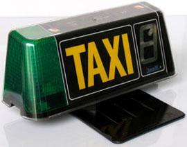 La Seguridad Social pagará el coste del transporte, incluyendo taxi, de los trabajadores accidentados