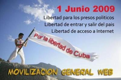 Por la libertad de Cuba