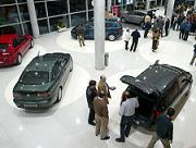 Las matriculaciones de automóviles descienden un 38,7% en mayo