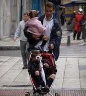 Aprobada la ampliacion del permiso de paternidad a cuatro semanas en 2011