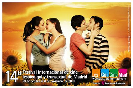 14º Festival LesGaiCineMad 2009