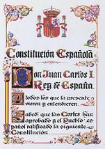 6 de diciembre: Feliz día de la Constitución...