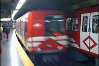 Brutal agresión en el Metro de Madrid