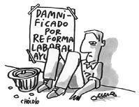 Concluye sin acuerdo la negociación para la reforma laboral