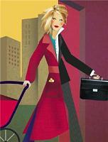 El 94,7% de los trabajadores que dejan su empleo por razones familiares son mujeres