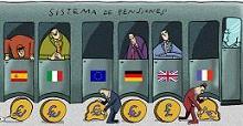 El gasto en pensiones en España es de los mas bajos de la Unión Europea