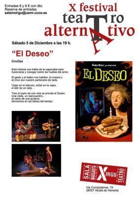 X Festival de Teatro Alternativo