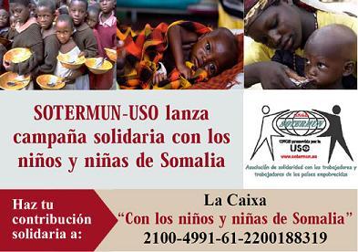 Campaña Somalia