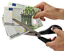 Tijeretazo en febrero: la subida de IRPF recortará las nóminas 40 euros de media