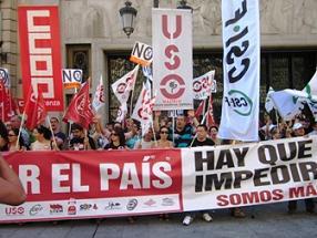 Movilizaciones en agosto contra los recortes sociales