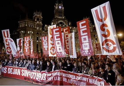 La ciudadanía respalda mayoritariamente la Huelga General