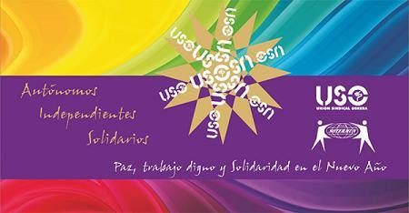 Paz, trabajo digno y solidaridad en el Nuevo Año