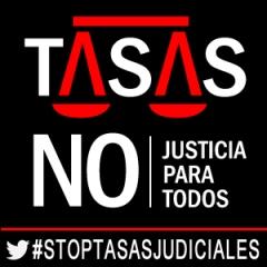 Apoyo PLATAFORMA JUSTICIA PARA TODOS a la manifestación del 19 de enero en defensa de la Justicia