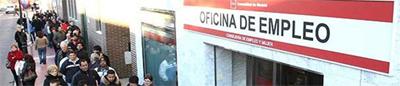 La Comunidad de Madrid roza los 600.000 desempleados