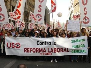 Un año de desregulación laboral