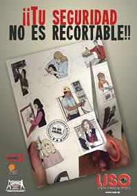 ¡Tu seguridad no es recortable!