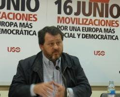 Julio Salazar: no todo vale para salvar al euro y a las entidades financieras