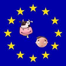 La UE gasta más dinero por vaca que en cada joven desempleado