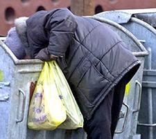 El 21,6% de la población española vive por debajo del umbral de la pobreza