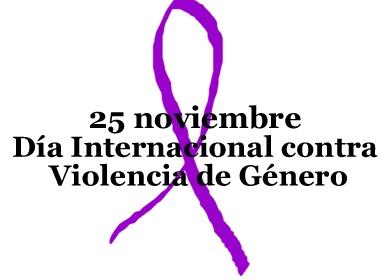 ¡¡No más violencia de género!!