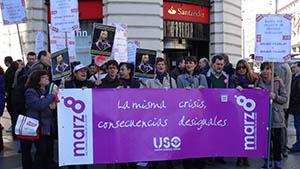 8-M: Día Internacional de la Mujer